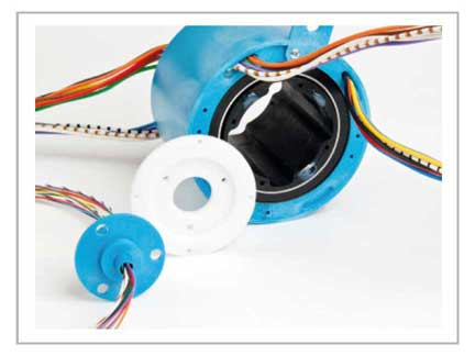 Combination with slip ring SC020